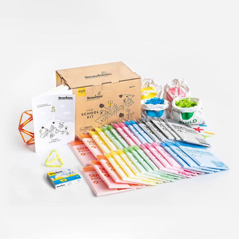 Strawbees STEAM School Kit