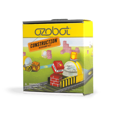 Bit by Ozobot Construction Accessory Kit