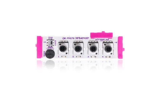 littleBits Individual Bits - Microsequencer