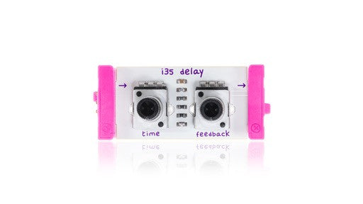 littleBits Individual Bits - Delay