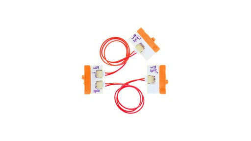 littleBits Individual Bits - Split