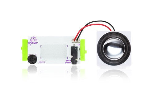 littleBits Individual Bits - Synth speaker