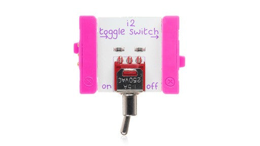 littleBits Individual Bits - Toggle switch
