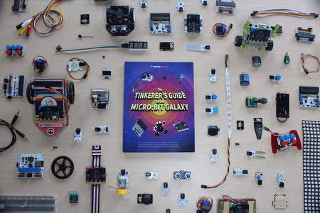Tinkercademy - The Tinkerer's Guide to the micro:bit Galaxy