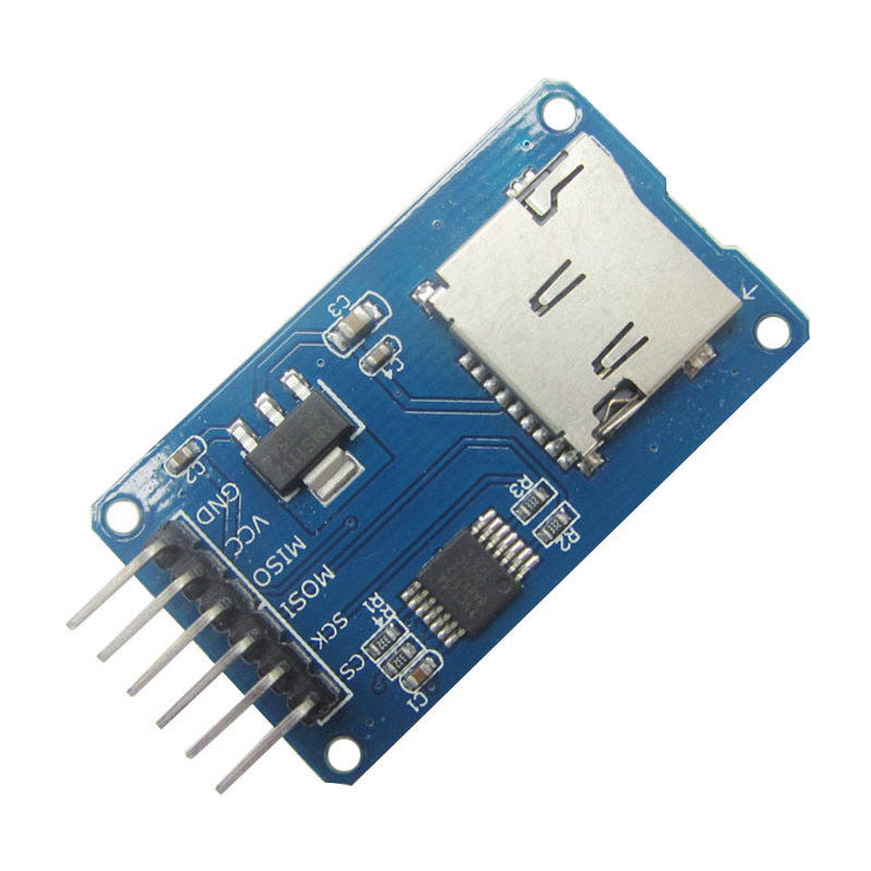 SPI SD Card Reader