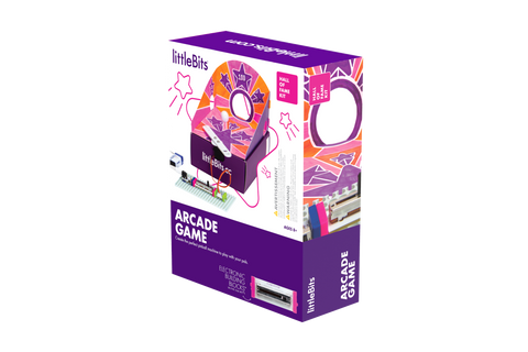 littleBits Hall of Fame Arcade Game Kit