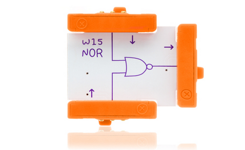 littleBits Individual Bits - NOR