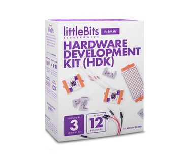 littleBits - Hardware Development Kit
