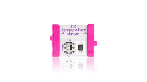 littleBits Individual Bits - Temperature sensor