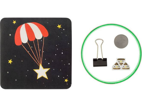 Chibitronics Chibi Lights LED Circuit Stickers Intro Kit