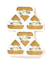 Chibitronics Circuit Stickers - White LED Pack