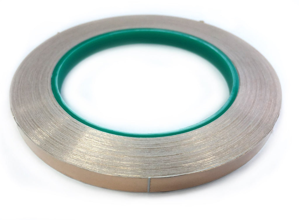 Copper Foil Tape 8mm x 20m with Conductive Adhesive