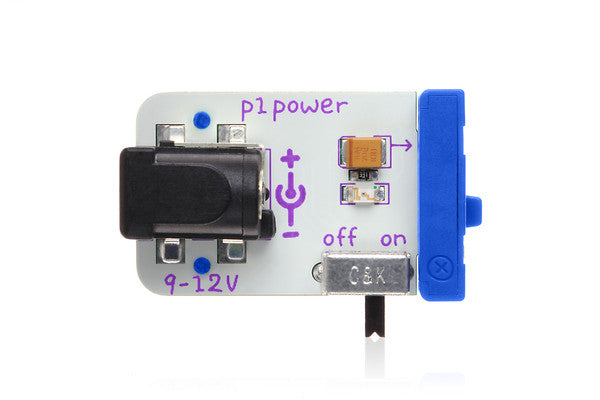 littleBits Individual Bits - Power