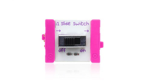 littleBits Individual Bits - Slide switch