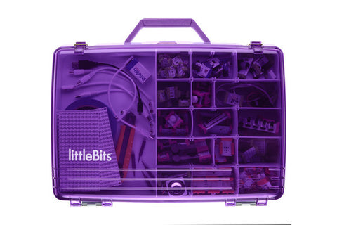 littleBits Accessories - Tackle Box