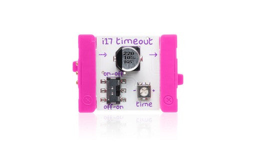 littleBits Individual Bits - Timeout