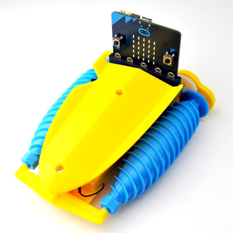 Micro:bit Twin Drill Jet Mole (without micro:bit)