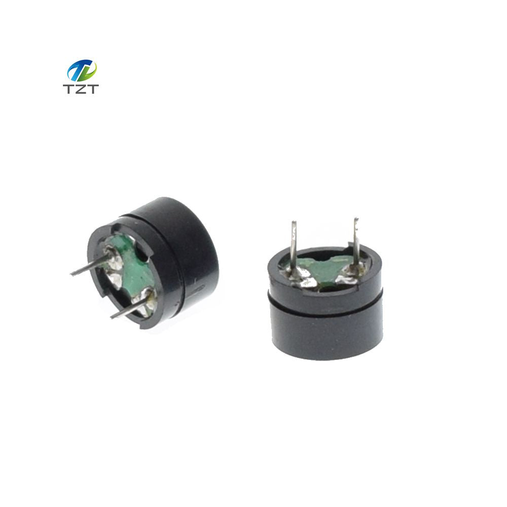 Passive Buzzer, 12mm (Variable Pitch Tone) 3-5V DC