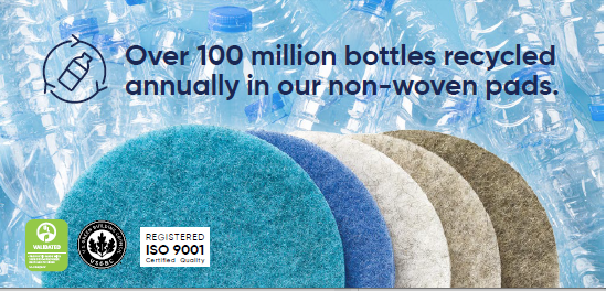 100 Million Bottles Recycled