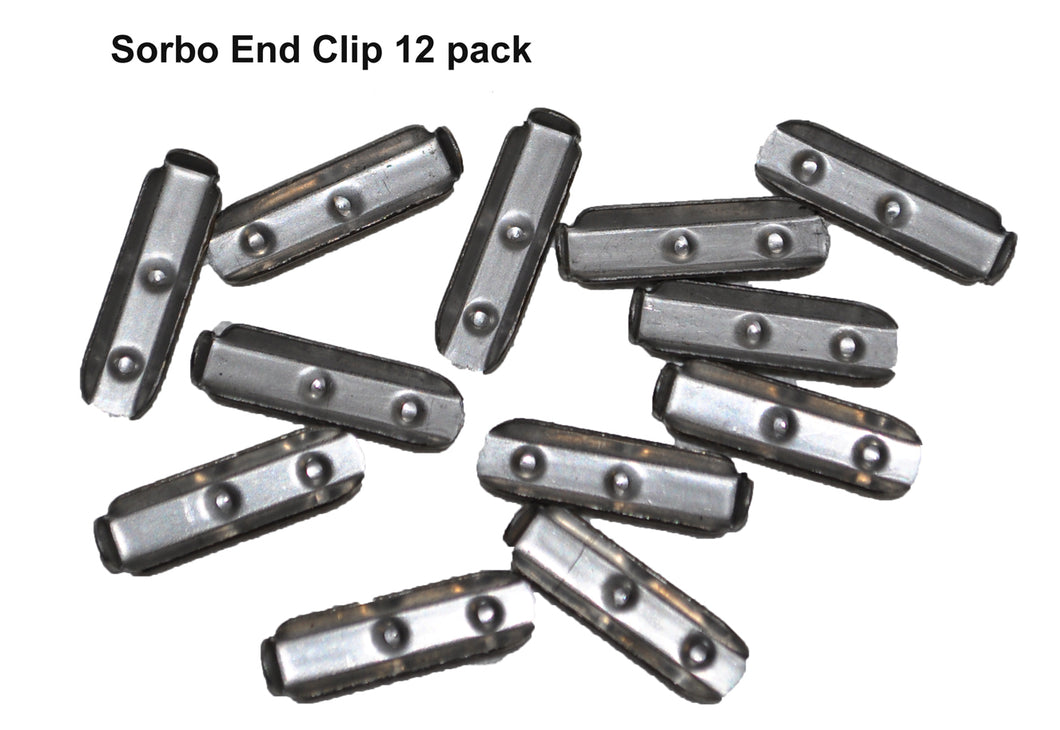 SORBO END CLIPS (12PK)