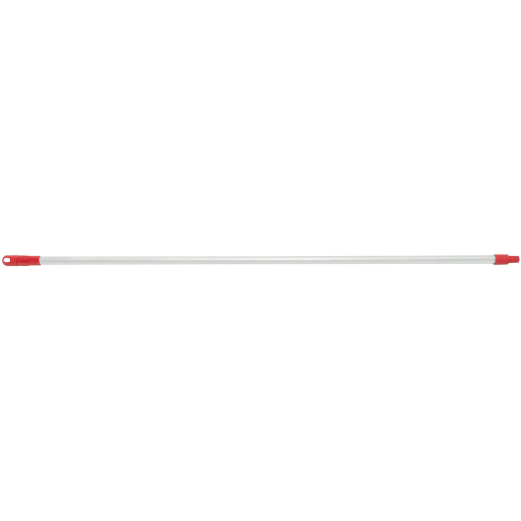 EDCO MOP HANDLE WITH NYLON TIP RED 1.5M X 25MM