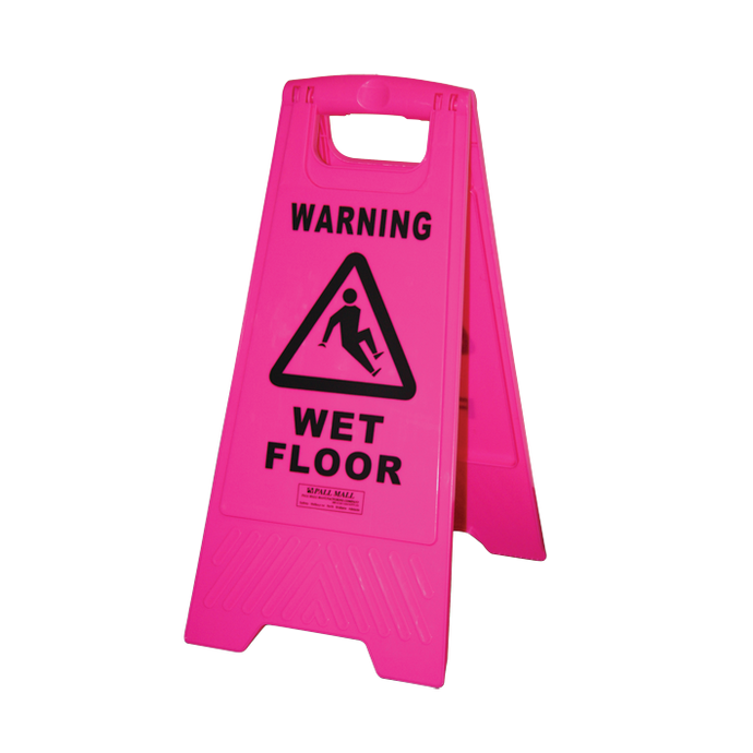 GALA A-FRAME SAFETY SIGN -