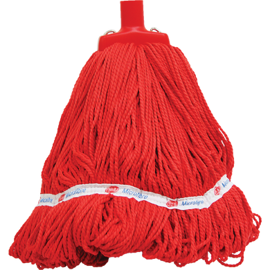 GALA MICROFIBRE MOP HEAD RED - 400G/33CM