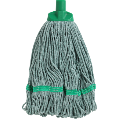 EDCO ENDURO ROUND MOP HEAD GREEN - 350G/27CM