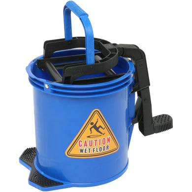 EDCO ENDURO NYLON WRINGER BUCKET Blue - Sold by Single Unit in multiples of 2 Units
