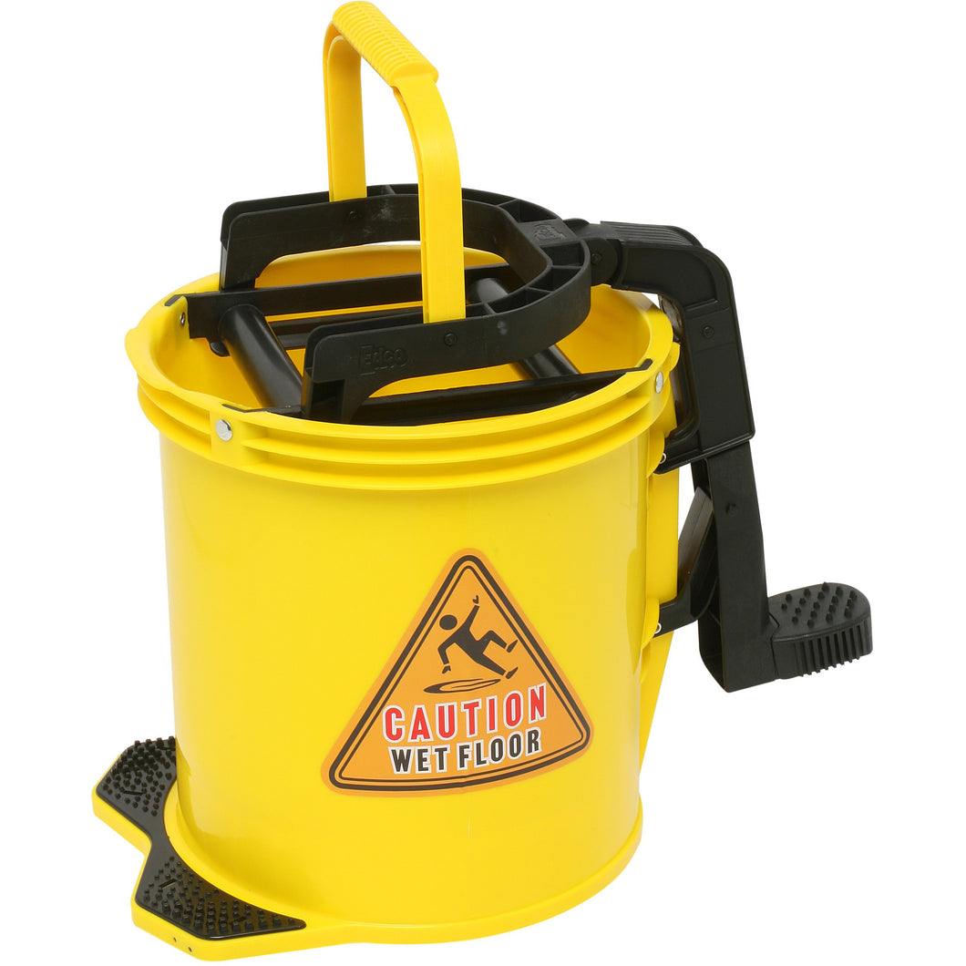 EDCO ENDURO NYLON WRINGER BUCKET YELLOW