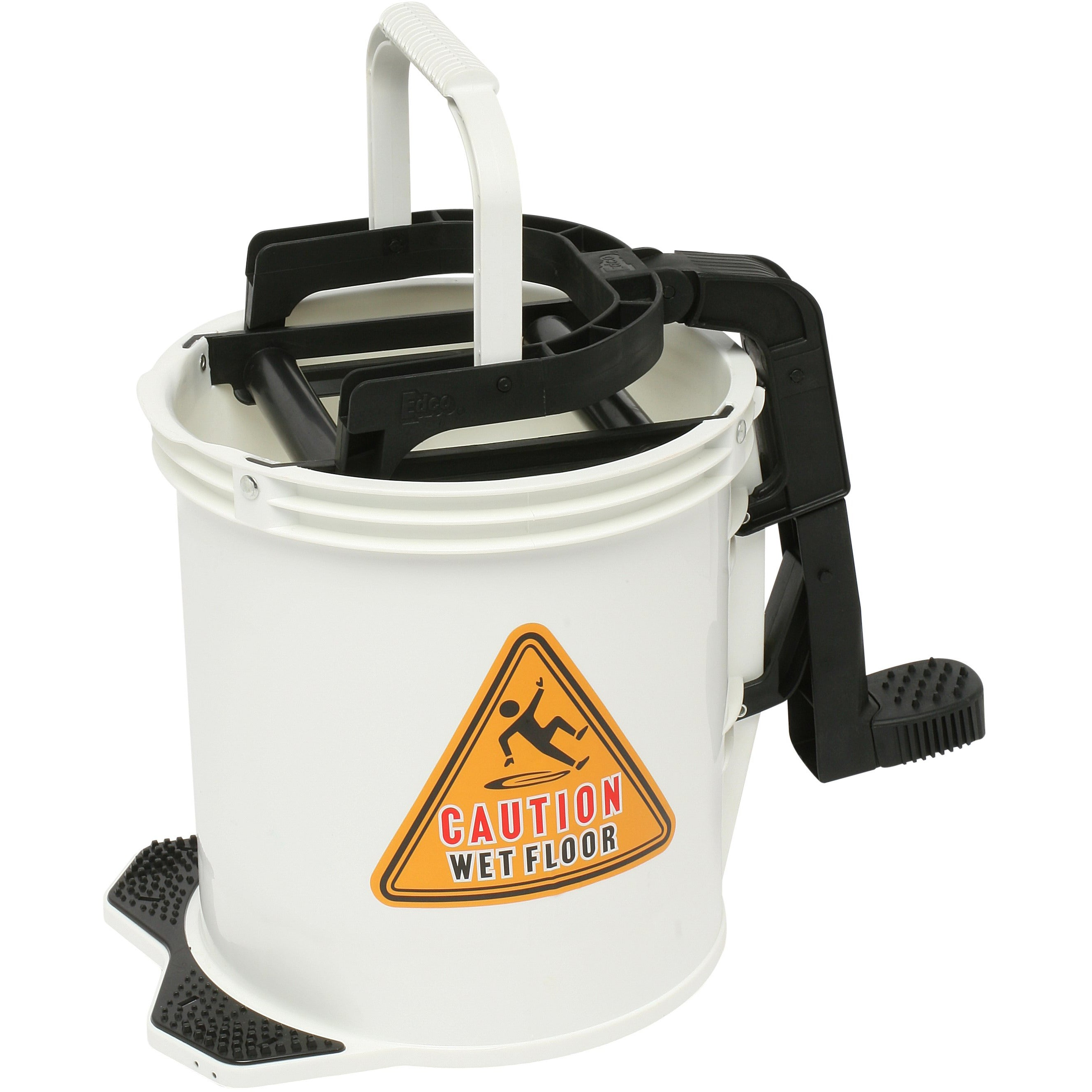 EDCO ENDURO NYLON WRINGER BUCKET WHITE