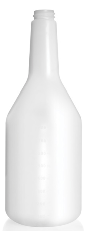 FILTA TRIGGER BOTTLE 1100ml - Sold by Single Unit in multiples of 1 Single Unit