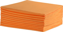 Load image into Gallery viewer, FILTA VISSY COMMERCIAL MICROFIBRE CLOTH ORANGE 40CM X 40CM