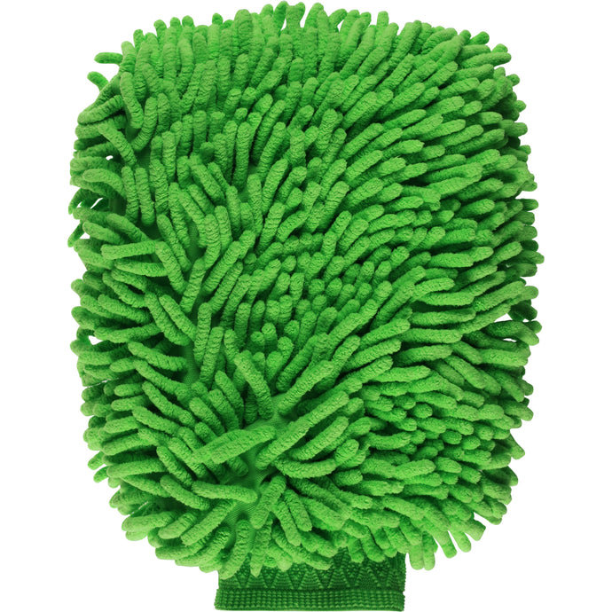 FILTA MICROFIBRE GLOVE/MITT DUSTING - CLEANING GREEN