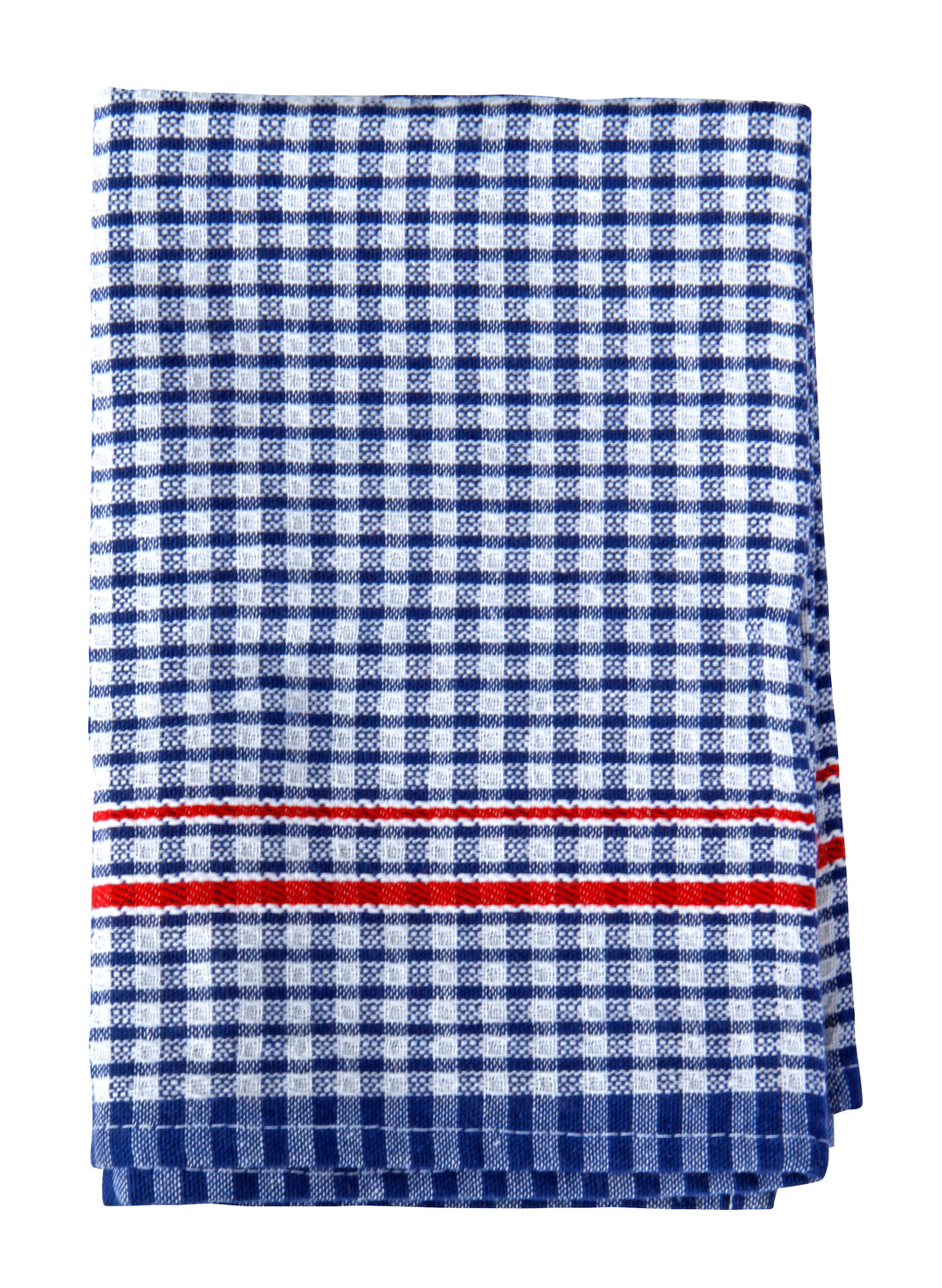 FILTA COTTON TEA TOWEL RED/BLUE (45CM X 65CM)
