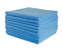 Load image into Gallery viewer, FILTA COMMERCIAL MICROFIBRE CLOTH BLUE 40CM X 40CM