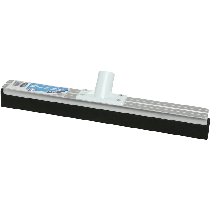 EDCO BLACK NEOPRENE FLOOR SQUEEGEE COMPLETE White 60cm - Sold by Carton in multiples of 2 Carton