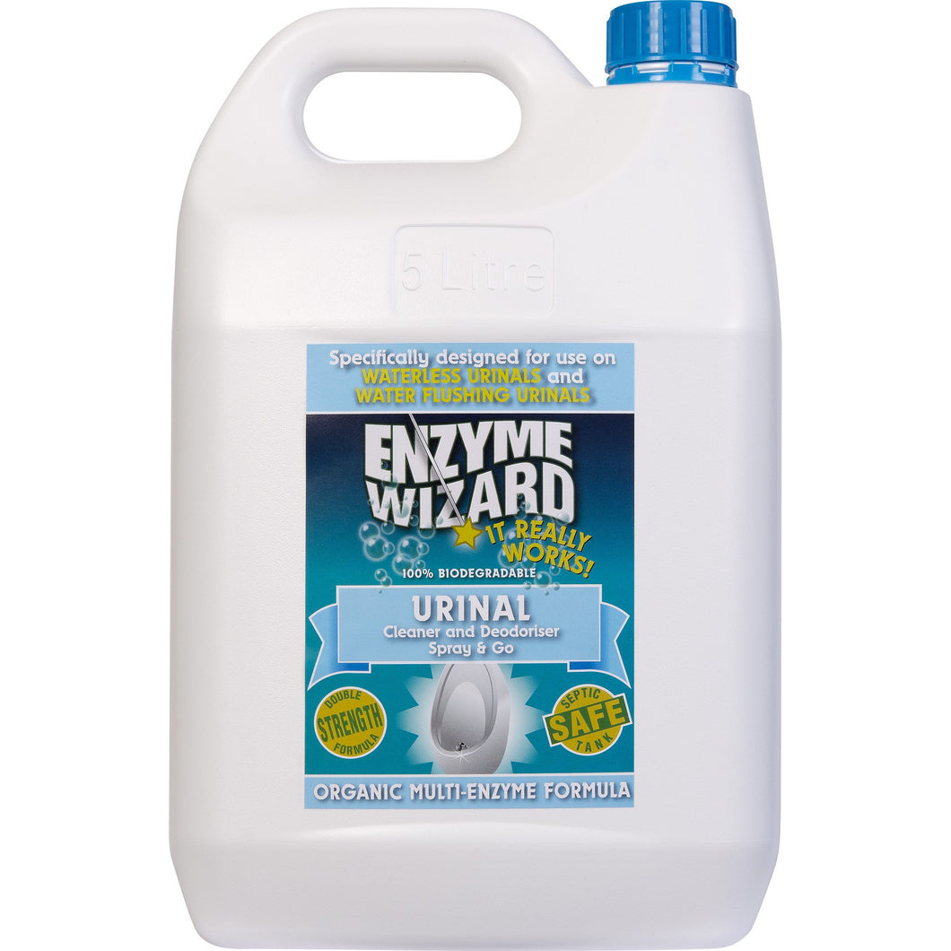 ENZYME WIZARD URINAL CLEANER 5 LITRE