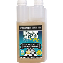 Load image into Gallery viewer, ENZYME WIZARD HEAVY DUTY FLOOR CLEANER 1 LITRE