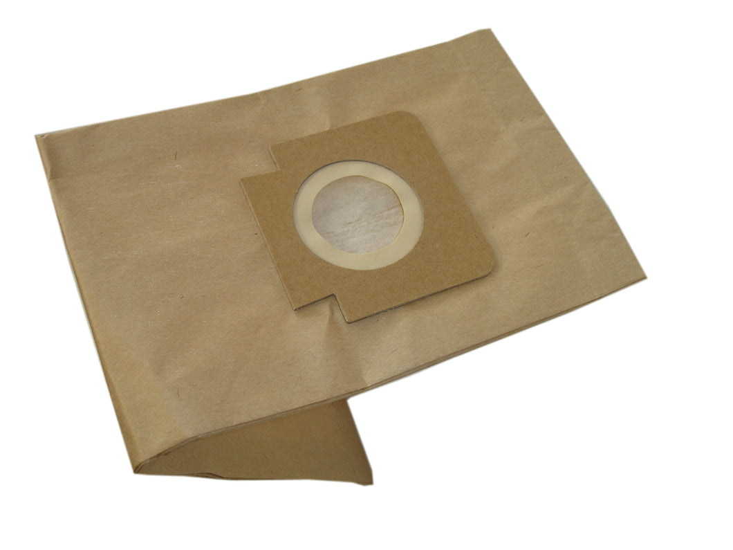 FILTA PACVAC PV2000 BACKPACK PAPER VACUUM CLEANER BAGS 5 PACK