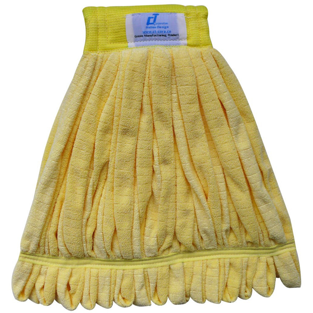 FILTA KENTUCKY MICROFIBRE MOP HEAD YELLOW - 325G/40CM