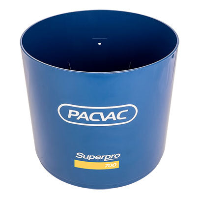 PACVAC SUPERPRO MAIN CANNISTER