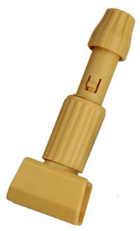 FILTA MOP CLAMP Yellow - Sold by Single Unit in multiples of 1 Single Unit