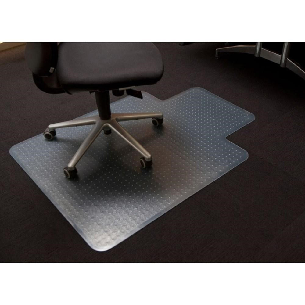 CHAIRMAT - 1300mm X 1100mm - Clear/Natural