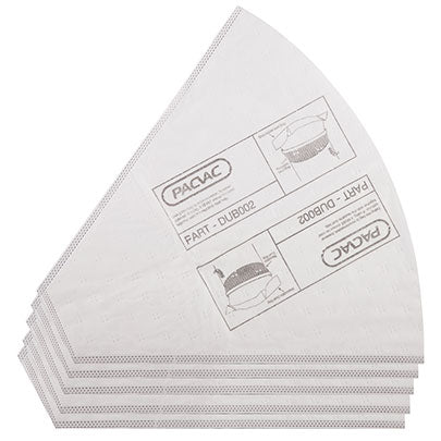 PACVAC SUPERPRO SYNTHETIC BAGS - 5 PACK