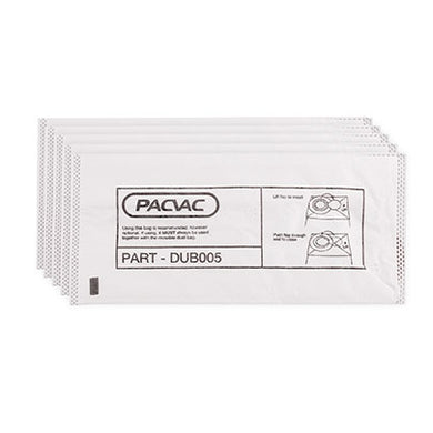 PACVAC THRIFT SYNTHETIC BAG 5 PACK