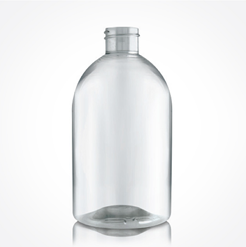 FILTA 500ml BOTTLE - CLEAR