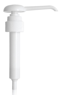 FILTA PORTION PUMP 20ML DISPENSER 410/38 CLOSURE