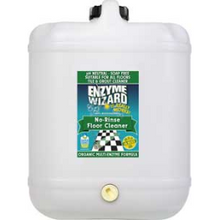 Load image into Gallery viewer, ENZYME WIZARD NO RINSE FLOOR CLEANER 20 LITRE