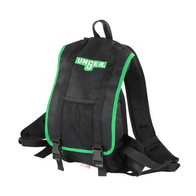 UNGER ERGO! BACKPACK, INCL. POUCH & HOSE